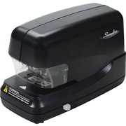 Swingline® Electric High-Capacity Cartridge Stapler,  70 Sheet Capacity, Black