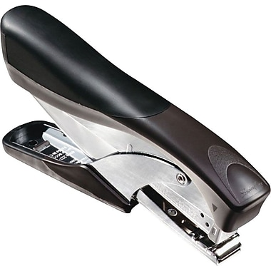 Swingline® Heavy Use Premium Full Strip Hand Stapler, Soft Grip, 20 Sheets, Black