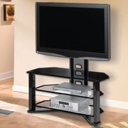 Z-Line® Madrid Flat Panel TV Stand with Integrated Mount