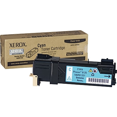 Xerox® 106R01331 Cyan Toner Cartridge