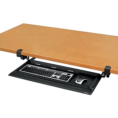 Staples Under Desk Keyboard Tray