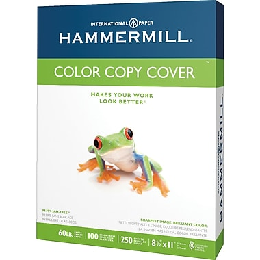 HammerMill® Color Copy Digital Cover Paper, 8 1/2in. x 11in.