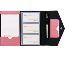 Pink Ribbon Rolodex®
