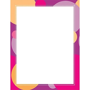 Great Papers® Bubbles Business Letterhead