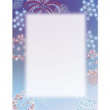 Great Papers­­® Patriotic Stars Stationery