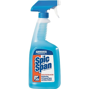 Spic & Span® Disinfecting All-Purpose Spray and Glass Cleaner, 32 oz.
