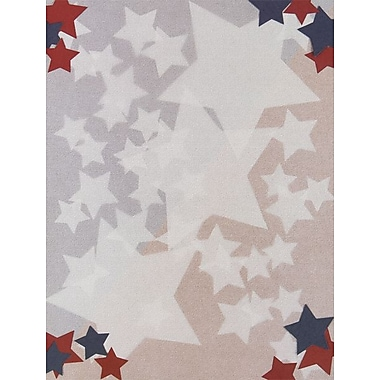 Great Papers® Stars Letterhead