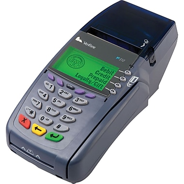 VeriFone Omni VX-510 Credit Card Machine