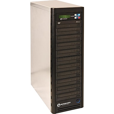 Microboards Technology CopyWriter Premium PRO 1:10 DVD/CD Duplicator w/HD