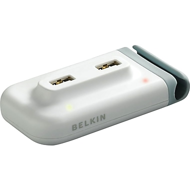 Belkin 4-Port USB Plus Hub
