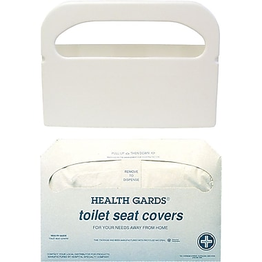 Health Gards® Toilet Seat Covers and Dispenser