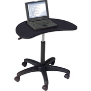 Balt® POP Mobile Laptop Desk, Black