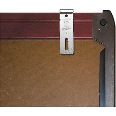Quartet® Prestige® Total Erase® Dry-Erase Board with Light Cherry Finish Frame, 4' x 3'