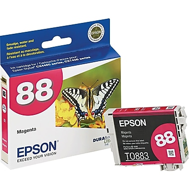 Epson 88 Magenta Ink Cartridge (T088320)
