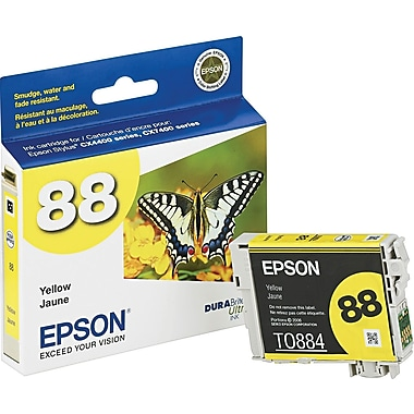 Epson® 88 (T088420) Yellow Ink Cartridge