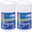 Dust-Off Monitor Wipes, 2/Pack
