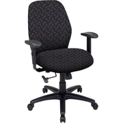 Office Star™ 2-to-1 Custom Manager's Chair, Ash