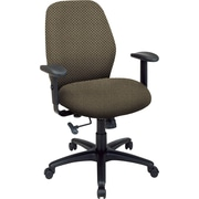 Office Star™ 2-to-1 Custom Manager's Chair, Gold Dust