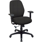 Office Star™ 2-to-1 Custom Manager's Chair, Shale
