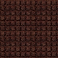 Apache Mills Tire Tuff Royale Rubber Floor Mat, Walnut, 4' x 6'