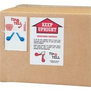 Index Packaging, Inc Tip-N-Tell Concealed Damage Indicator