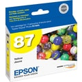 Epson 87 Yellow Ink Cartridge (T087420)