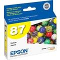 Epson 87 Yellow Ink Cartridge (T087420)
