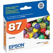 Epson 87 Orange Ink Cartridge (T087920)