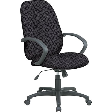 Office Star™ Custom High-Back Executive Chair, Ash