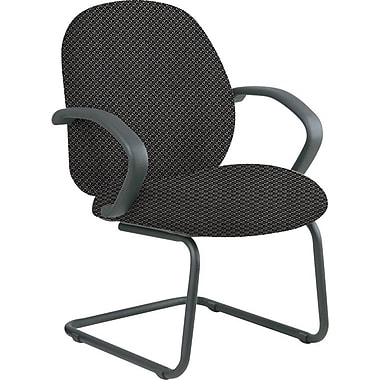 Office Star™ Custom Fabric Guest Chair, Shale