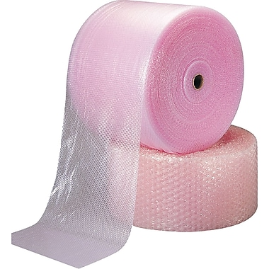 Antistatic Recycled Poly Bubble Rolls, 12