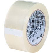 "Scotch® #302 Acrylic Packing Tape, 3""x110 yds., 24/Case"