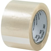 Scotch® #305 Acrylic Packaging Tape, 3x110 yds., 24/Case