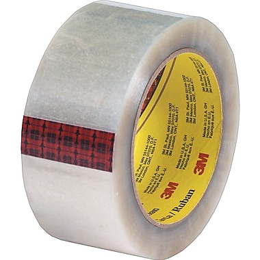 Scotch® #313 Acrylic Packaging Tape, 2in.x110 yds., 36/Case