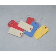 Shipping and Merchandise Tags, #5, Red