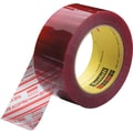 Scotch® Security Message Tape, 3in.x110 yds.
