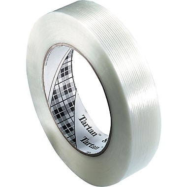 Scotch® Tartan #8934 Utility Grade Filament Tape, 3/8in.x60 yds.