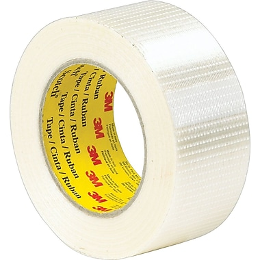 Scotch® #8959 Bi-Directional Filament Tape, 3/4in.x55 yds., 48/Case