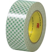 Scotch® #410 Double Sided Masking Tape, 2x36 yds., 3/Pack