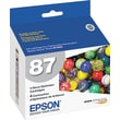 Epson T087020 Gloss Optimizer Cartridge, 4/Pack