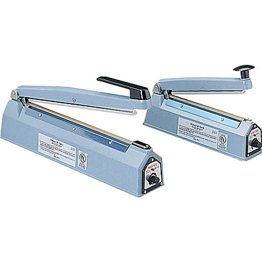 Thermal Impulse Sealers, 12