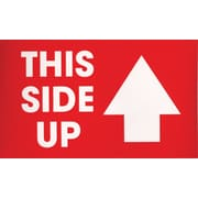 "Staples 'This Side Up' Label, 3""L x 6""W (691866)"