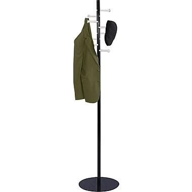 Safco® Spiral Nail-Head Coat Rack