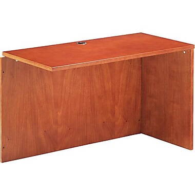 Alera™ Verona Veneer Reversible Return Shell, 29 1/2in.H x 47 1/2in.W x 23.63in.D, Cherry