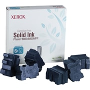 Xerox Phaser 8860/8860MFP Cyan Solid Ink (108R00746), 6/Pack
