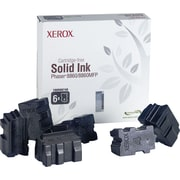 Xerox Phaser 8860/8860MFP Black Solid Ink (108R00749), 6/Pack