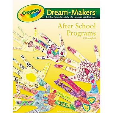 Crayola® Dream-Makers® BIN991254 After School Guide, Basic Skills
