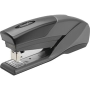 Swingline® EZ Touch Reduced Effort Half Strip Stapler, 20 Sheet Capacity, Black