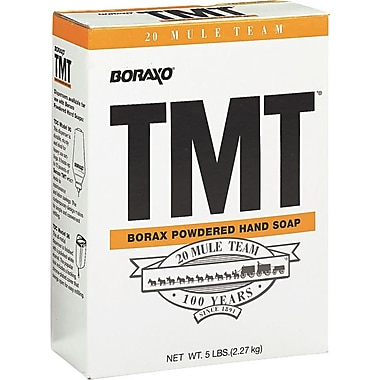 Boraxo® TMT Economical Powdered Original Hand Soap, 5 lb.
