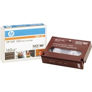 HP 1/8 inch Tape DDS Data Cartridges, DAT160, 160GB
